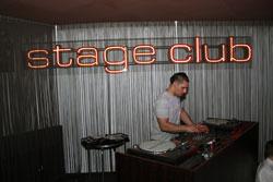 Der DJ sorgte derweil für gute Mucke
