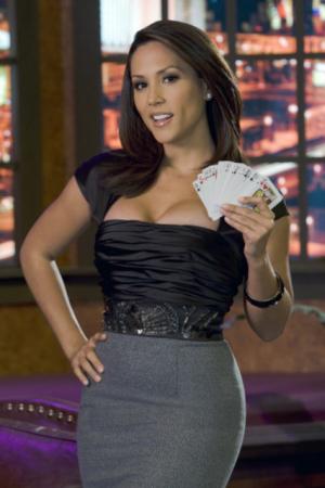 Poker after dark girl