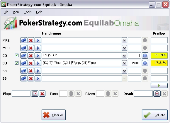 poker analyse freeware