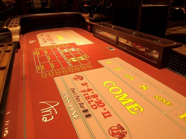 aria casino poker