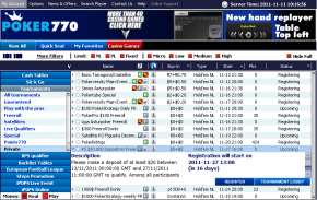 Poker770 freeroll