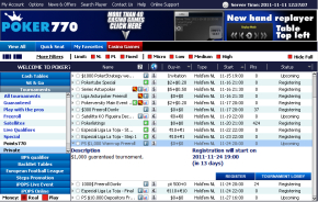Poker770 warm up freeroll