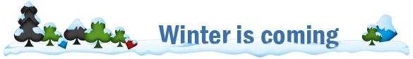 Winter Promos