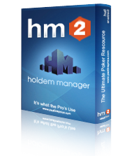 holdem manager software