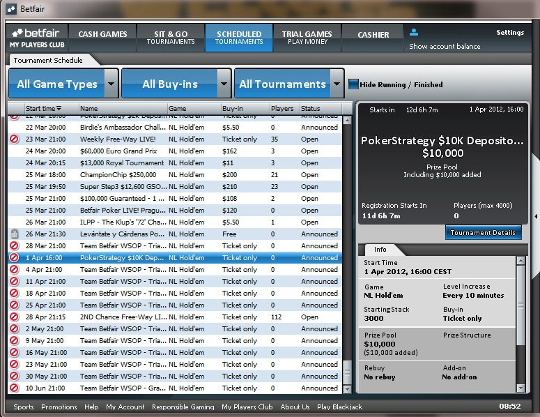 Forex trading pokerstrategy