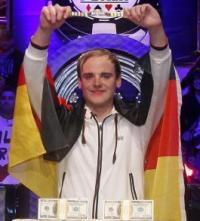 Pius Heinz, 2011 WSOP Champion