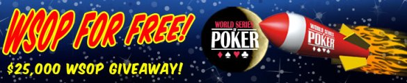 Paddy Power WSOP for Free