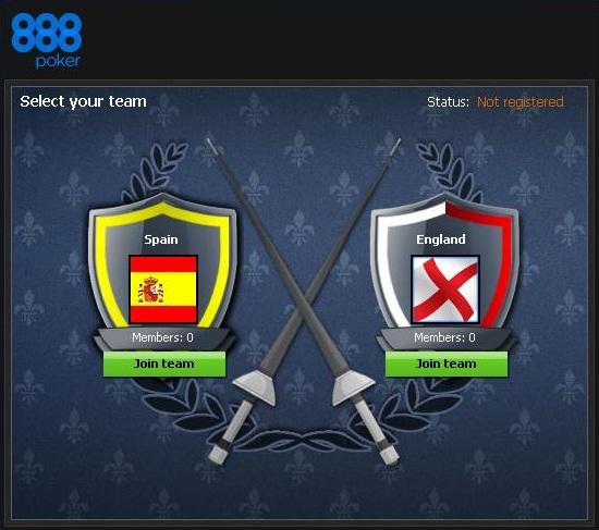 Spain vs. England