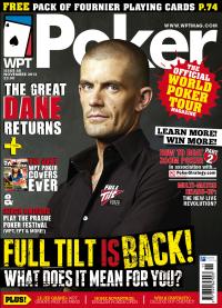 WPT Poker Magazine, November 2012