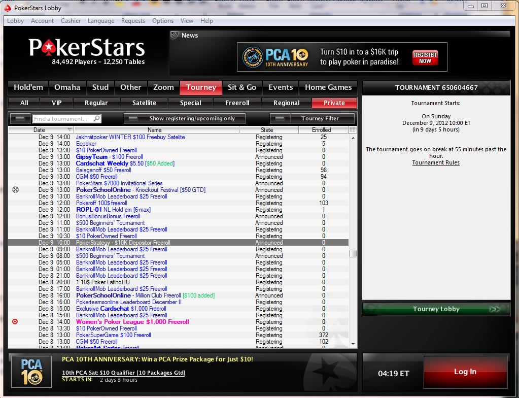 pokerstars einzahlen