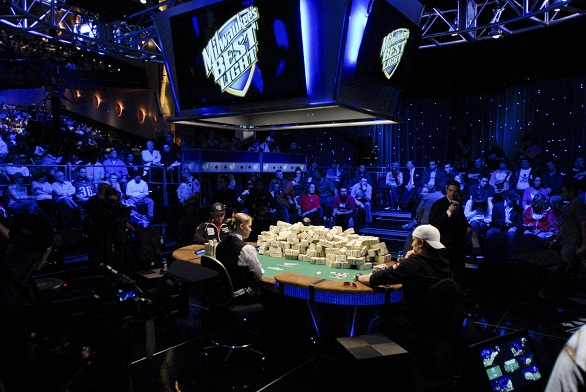 world poker tour entry fee