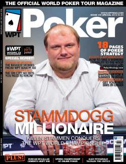 WPT Magazine Cover