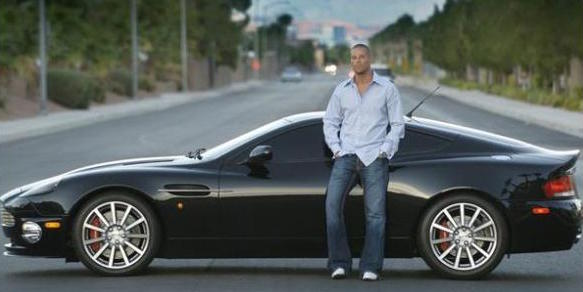 Автомобиль Патрика Антониуса