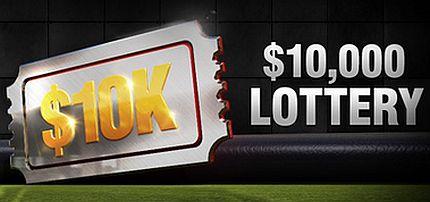 Titan 10K Lottery