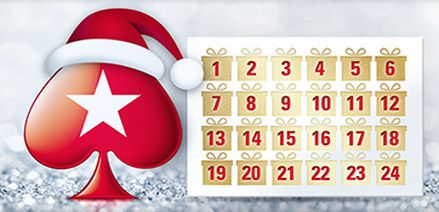 pokerstars adventskalender