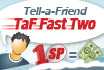 Tell-a-Friend Fast Two: Earn Easy Referrals with our Free Poker Money