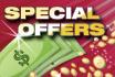 Besondere Angebote bei vielen Pokerräumen