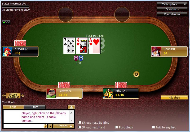 Pacific poker download ipad