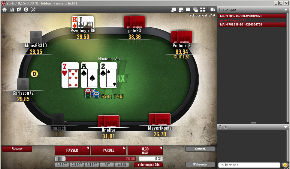 Poker ranking winamax st louis slot machine co